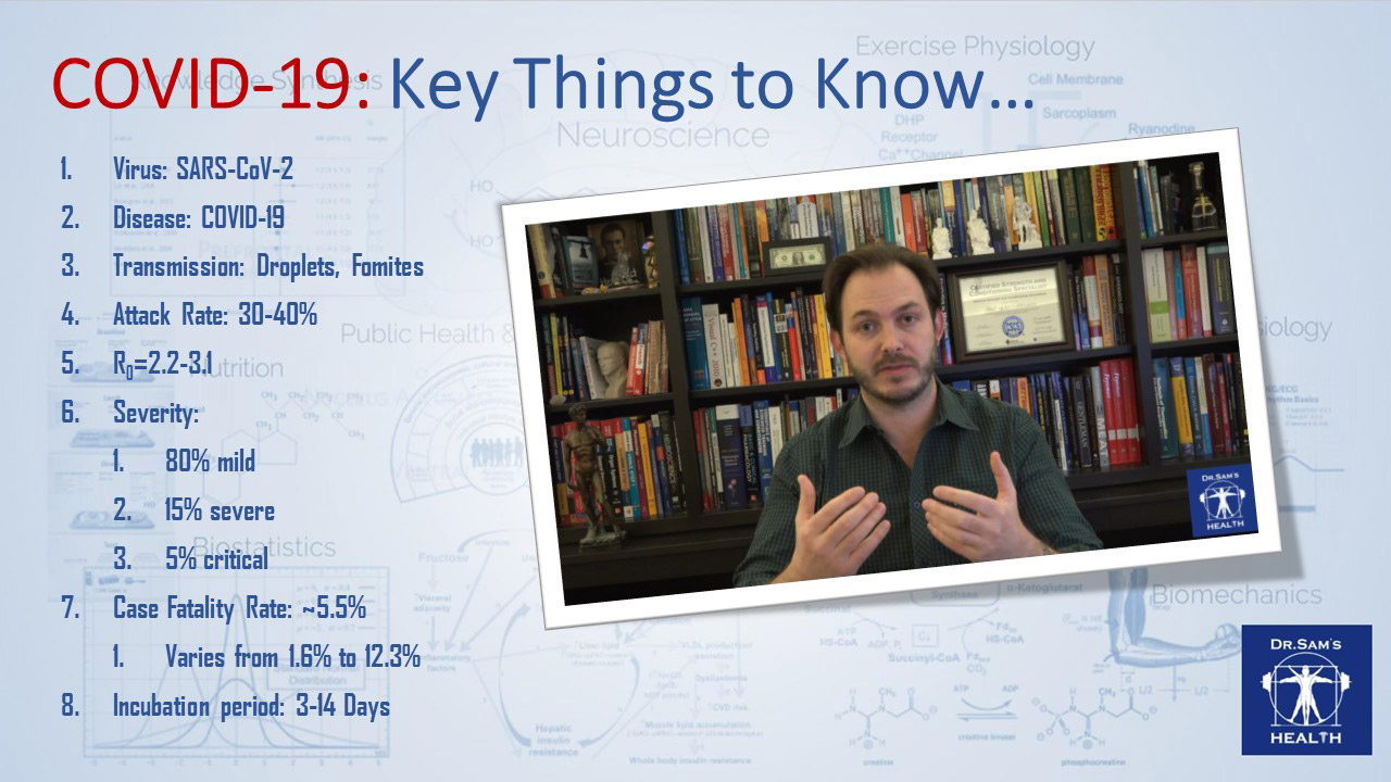 COVID-19: Key Things to Know