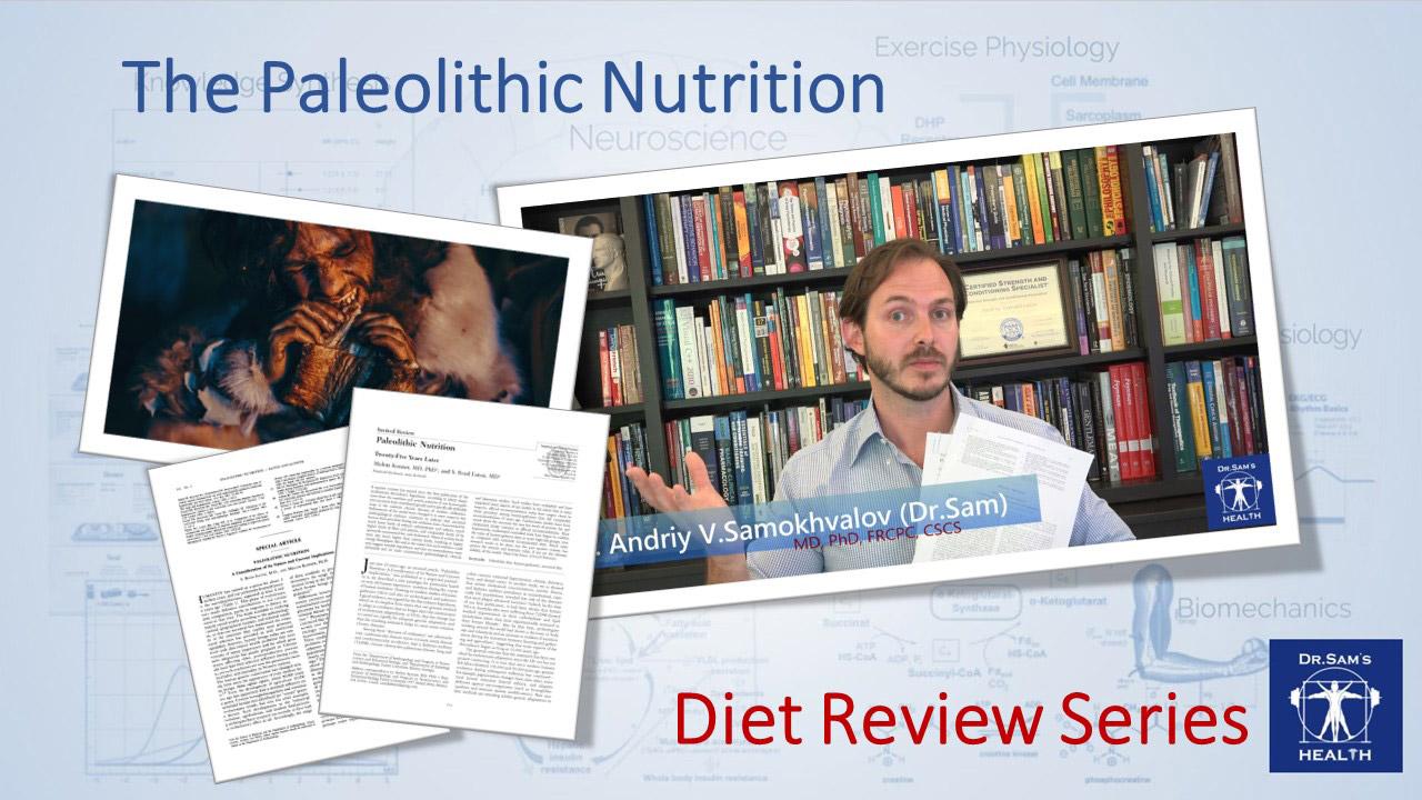 Paleolithic Nutrition