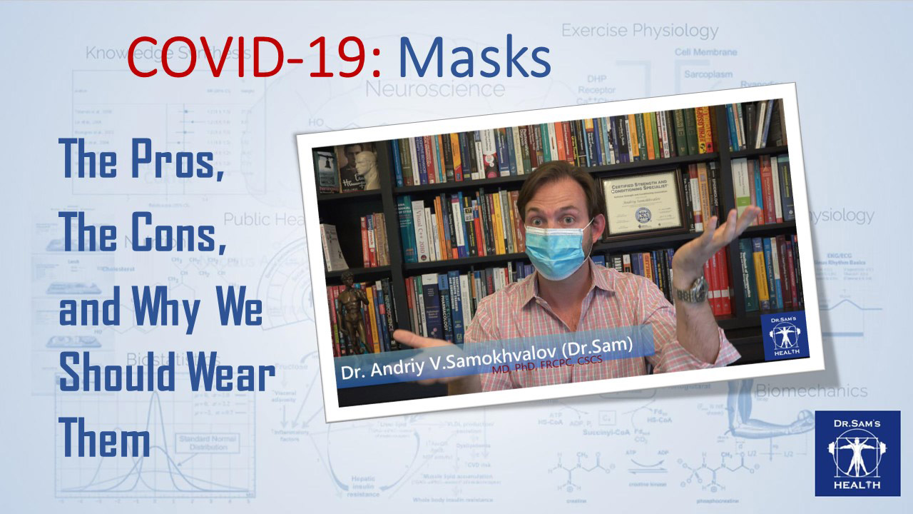 COVID-19: Masks – the pros, the cons and why we should wear them.