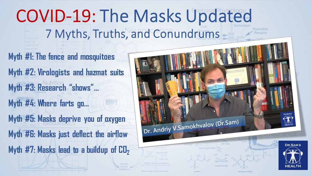 COVID-19: Seven Updates on Masks – the Myths, the Truths, and the Conundrums