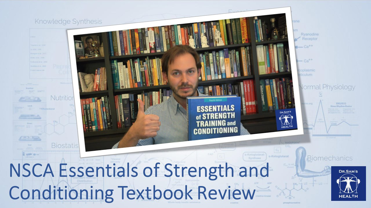 NSCA Essentials of Strength and Conditioning Textbook Review